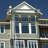 budowa domu obrazy stock