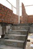 Budowa domu struktura Zdjęcia Stock