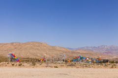 Budowa Dzika w Las Vegas Moczę n, NV na Kwietniu 14, 2013 Zdjęcia Royalty Free