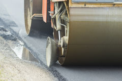 Budowa i naprawa autostrada Fotografia Stock