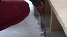 Budowa i naprawa - instalacja interroom rozdział od paza bloków zdjęcie wideo