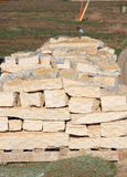 budowa kamień Obraz Royalty Free