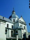 Budowa kościół zdjęcie royalty free