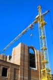 budowa kościelna Zdjęcie Royalty Free