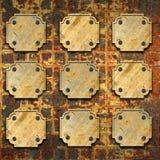 budowa metal Fotografia Stock