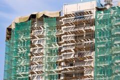 budowa mieści mieszkaniowego Fotografia Stock