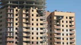 Budowa mieszkanie mieszkaniowy kompleks zbiory