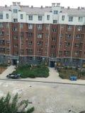 budowa mieszkaniowa Fotografia Royalty Free