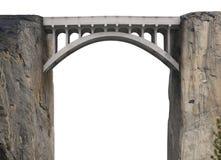 budować most Zdjęcia Royalty Free