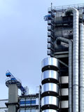 budowa przemysłowej Obraz Stock