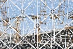 Budowa stadion futbolowy dla pucharu świata 2018, Rosja, Volgograd Zdjęcie Royalty Free