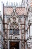 Budowa, Venice, szczegóły Fotografia Royalty Free