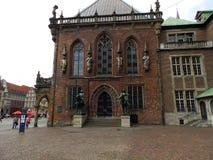 Budować w Bremen Obraz Royalty Free