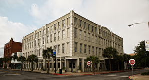 Budować w Galveston Teksas Obraz Royalty Free