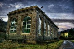 Budować w Munster HDR zdjęcie royalty free