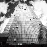 Budować w NYC Zdjęcia Royalty Free