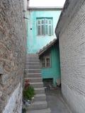 Budować w obszarze wiejskim Grecja Zdjęcia Stock