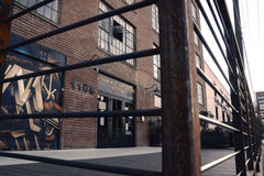 Budować w Sacramento Obrazy Stock