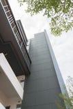 Budować w Tammasat uniwersytecie Zdjęcia Stock