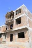 Budowa wiejscy domy Obraz Stock