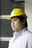 Budowa inżynier. Zdjęcia Stock
