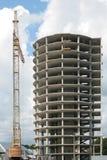 budowa zatrzymująca Zdjęcia Stock