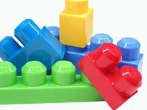 budowanie domów Zdjęcie Stock