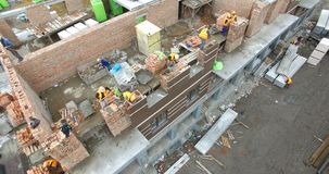 budowanie domów nowego zdjęcie wideo