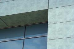 budowanie nowoczesnej architektury Zdjęcia Royalty Free