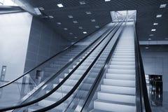 budowanie nowoczesnej architektury Zdjęcie Royalty Free
