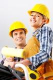 budowniczowie Obrazy Stock
