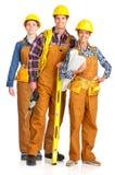 budowniczych ludzie Zdjęcie Stock