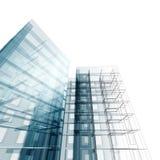 Budowy architektura Zdjęcie Stock