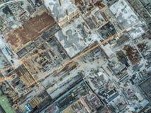 Budowy budowy żuraw 03 Zdjęcia Stock