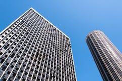budowy budynków biznesowy postęp Obraz Stock