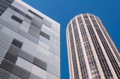 budowy budynków biznesowy postęp Zdjęcia Royalty Free