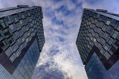 budowy budynków biznesowy postęp Zdjęcie Royalty Free