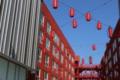 budowy budynków biznesowy postęp Fotografia Stock