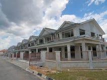 budowy domów Obraz Stock