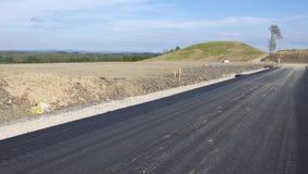 budowy droga Obraz Stock