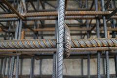 Budowy żelazo Obraz Royalty Free