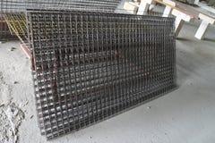 Budowy żelazo Obrazy Stock