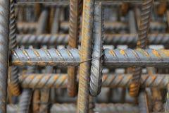 Budowy żelazo Zdjęcie Royalty Free
