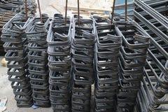 Budowy żelazo Fotografia Stock