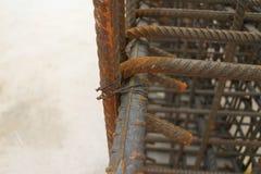 Budowy żelazo Obraz Stock