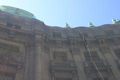 Budowy fasada Obraz Royalty Free