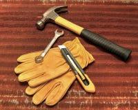 Budowy i naprawy narzędzia handel Obraz Stock