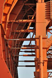 budowy maszynowy część tunelu działanie obrazy royalty free