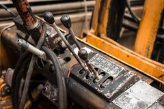 budowy maszyny wnętrze Zdjęcia Royalty Free