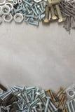 Budowy narzędzia obraz royalty free
